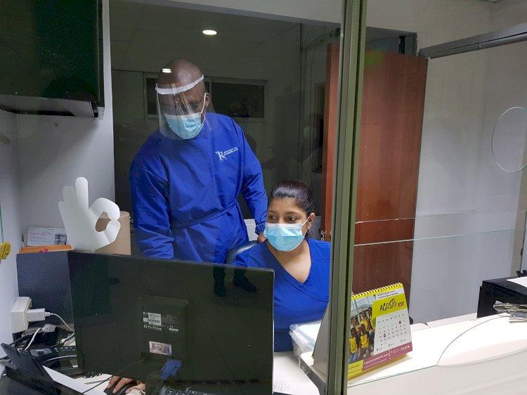 Secretaría de Salud participa en la reactivación de servicios de Salud de la E.S.E Sur Oriente