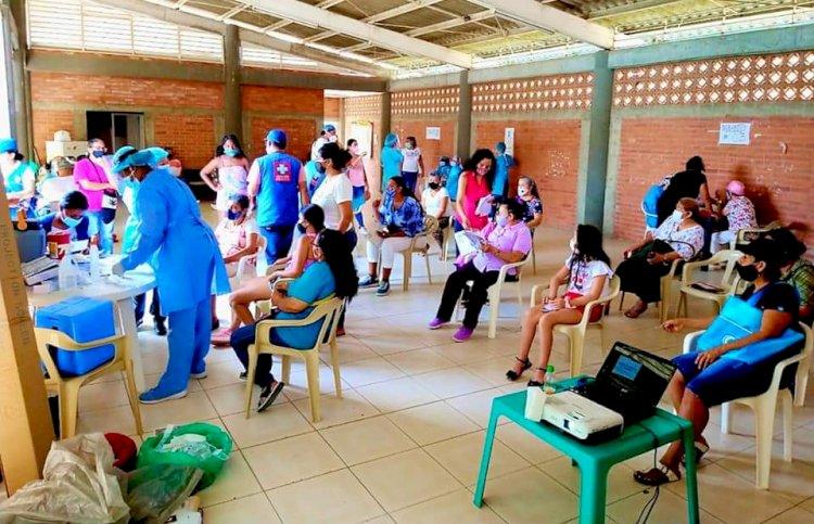 La comuna 16, se une a la Gran Jornada de Salud y Ambiental Comunitaria